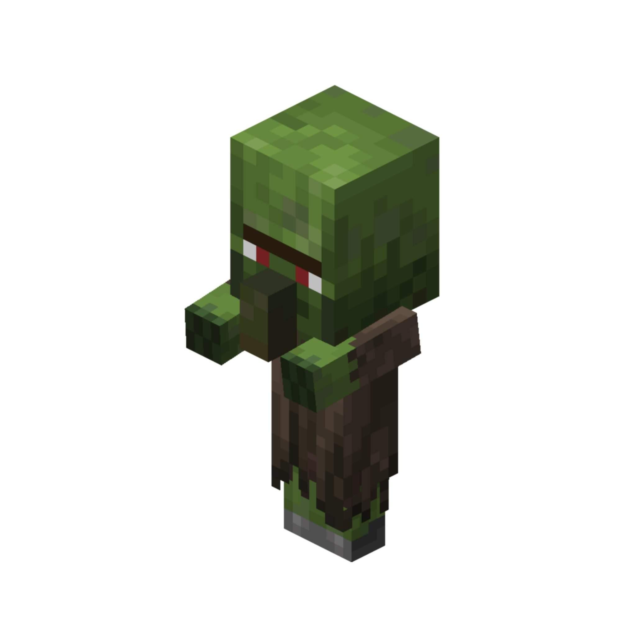 Baby Zombie Villager  Wiki  Star Legends Amino
