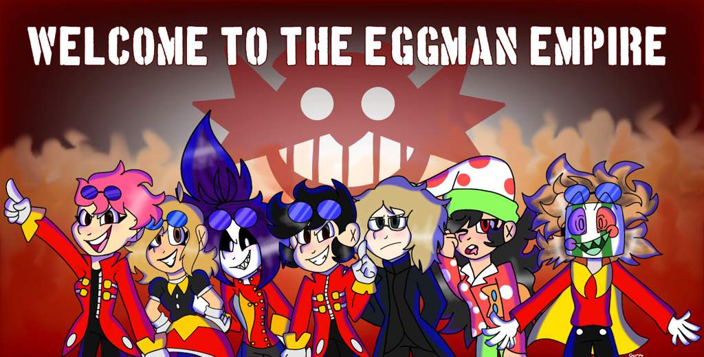 Welcome To The Eggman Empire Sonic The Hedgehog Amino