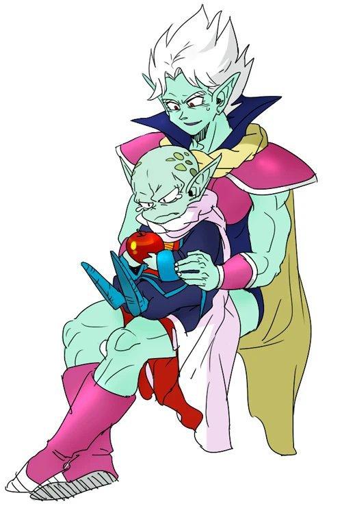 Spice The Makyan Vampire Dragonballz Roleplay Series Amino Garlic và con trai garlic jr đại diện cho giống loài này, xuất hiện trong phim dragon ball z: spice the makyan vampire dragonballz