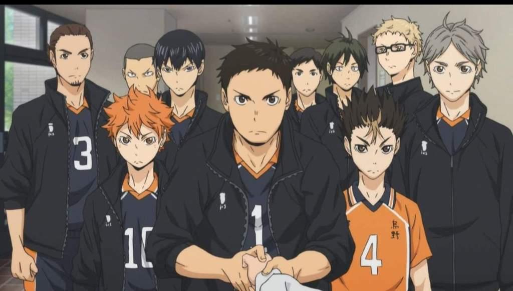 Haikyuu Anime4you