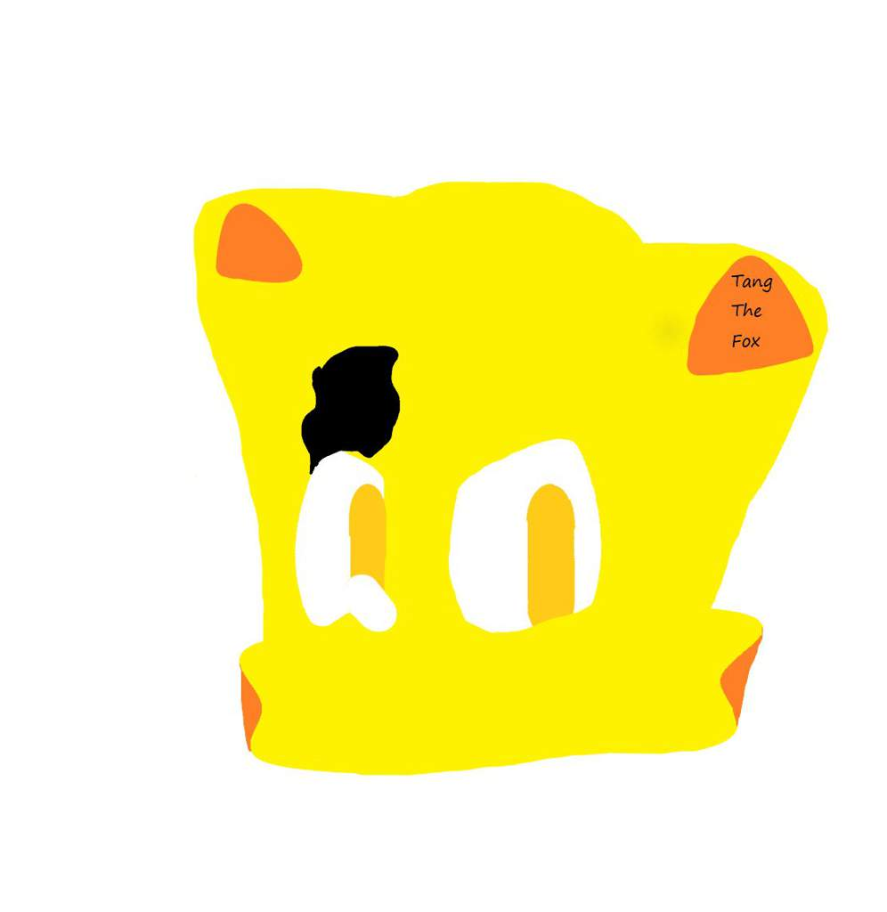 Tang Head Silhouette Sonic The Hedgehog Amino
