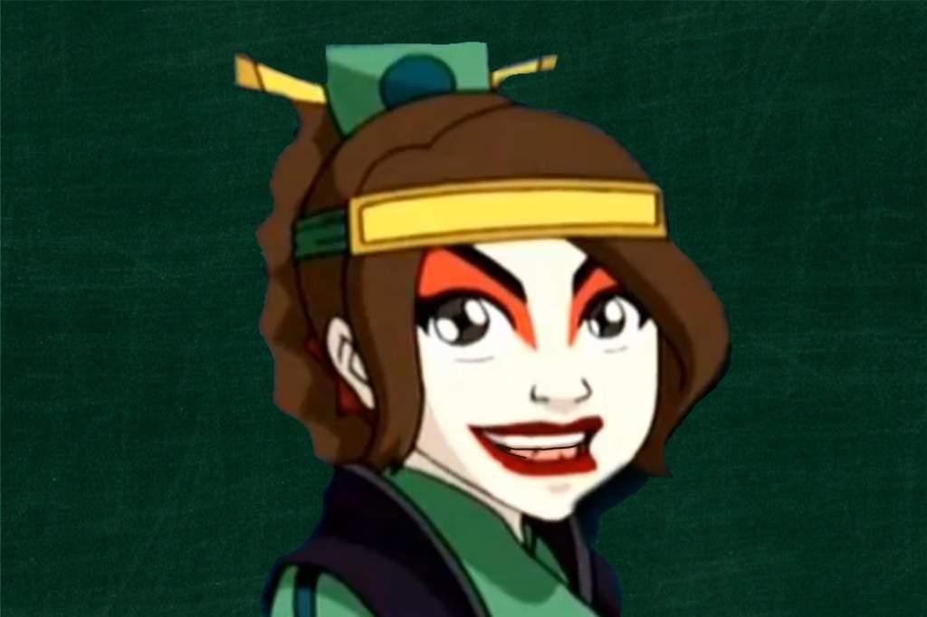 Ty Lee cute smile   Avatar cartoon, Black cartoon