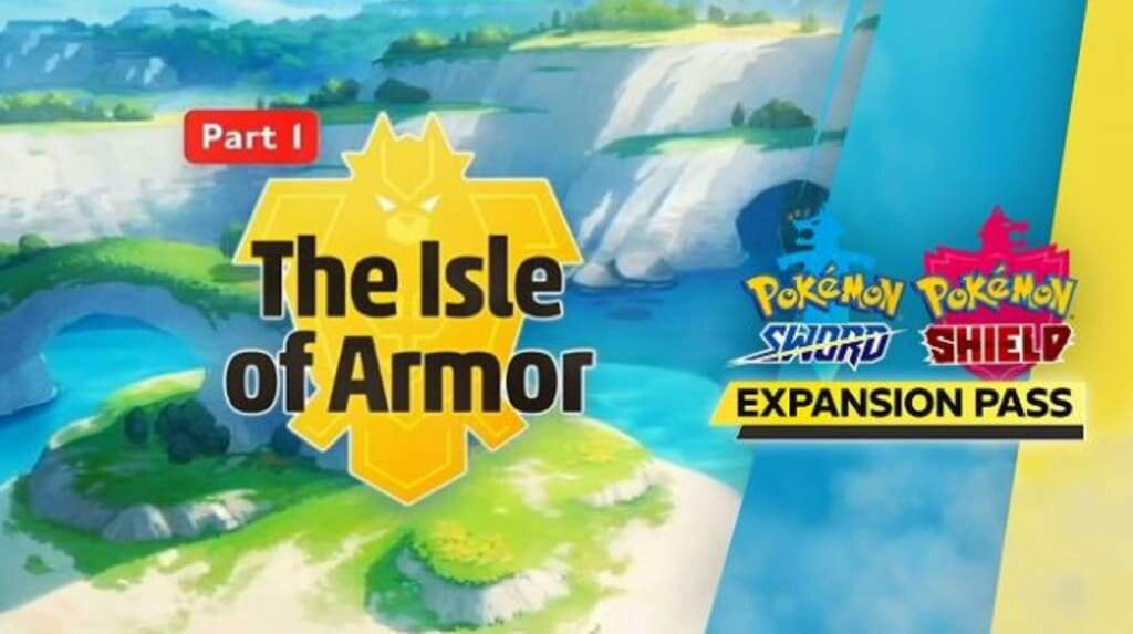Will you be playing Isle of Armor on Sword or shield and which ...