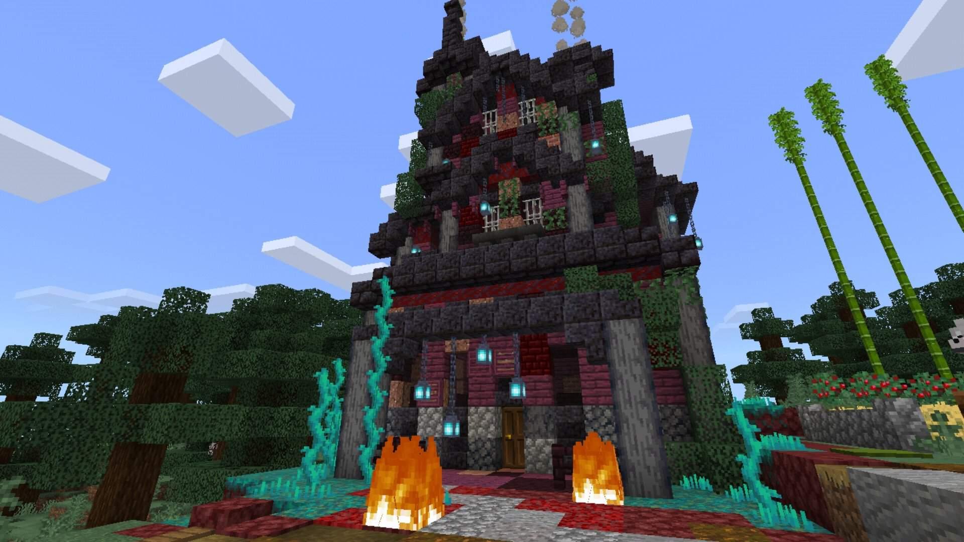 Minecraft 11.111 Nether Update Build  Minecraft Amino