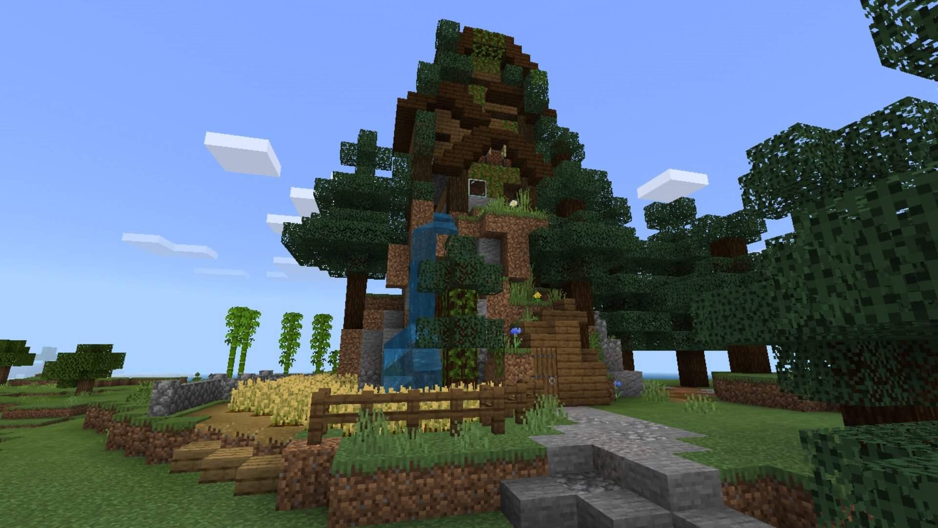 Minecraft Dirt house  Minecraft Amino