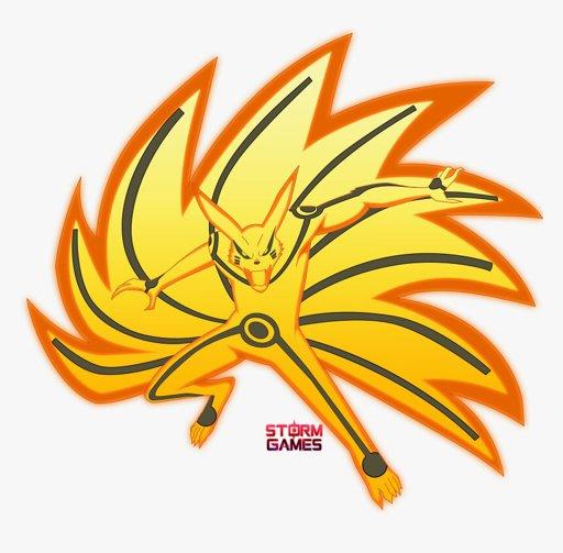 Imagem Transparent Kurama Png Kurama Bijuu Mode Png Download Naruto Amino