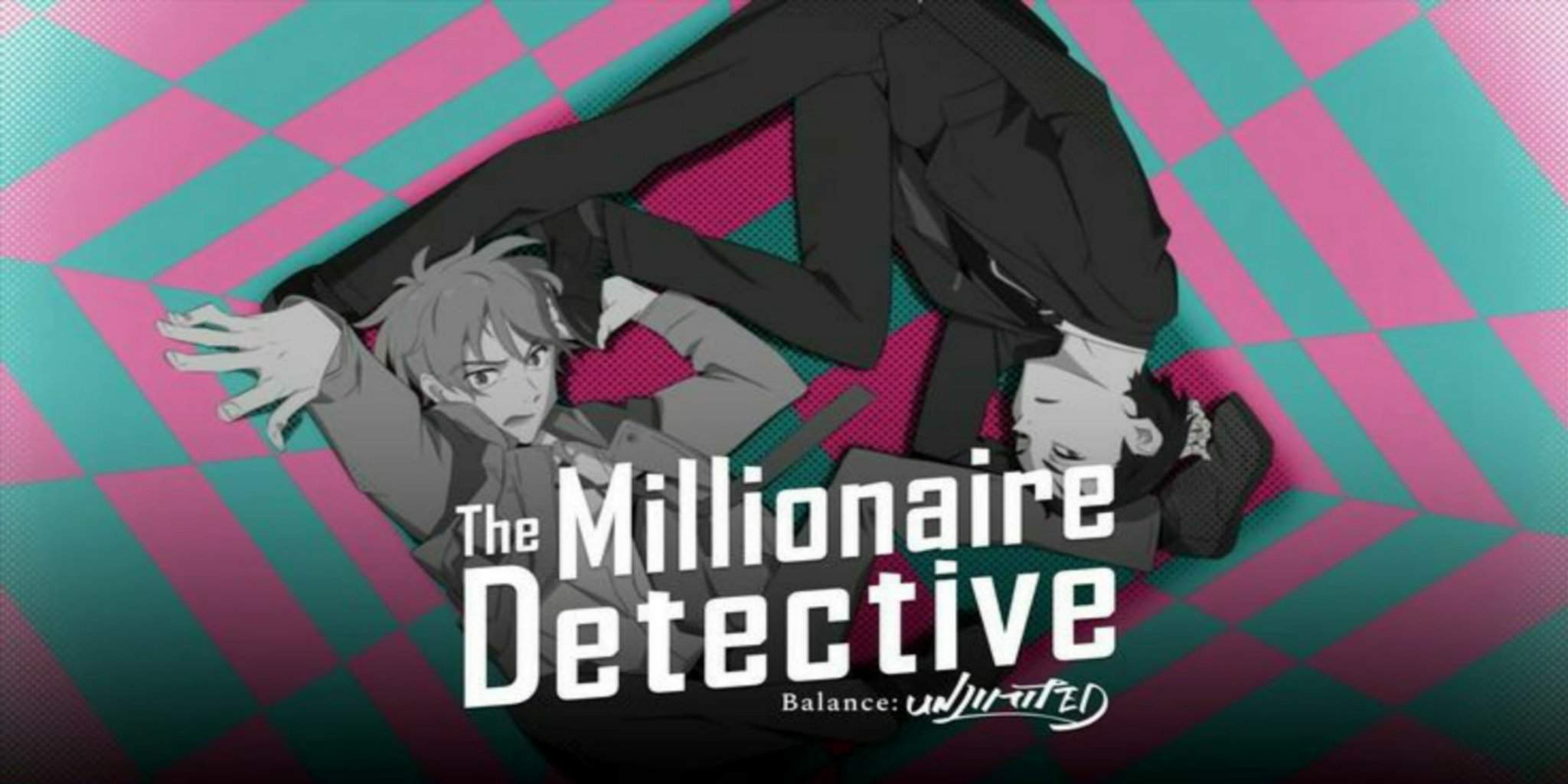 First Episode Impressions: Millionaire Detective Balance : Unlimited |  Anime Amino