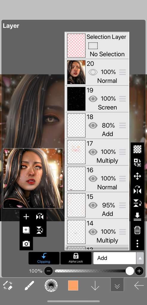 Yuna Manip Edit | Editing Academy ♡ Amino