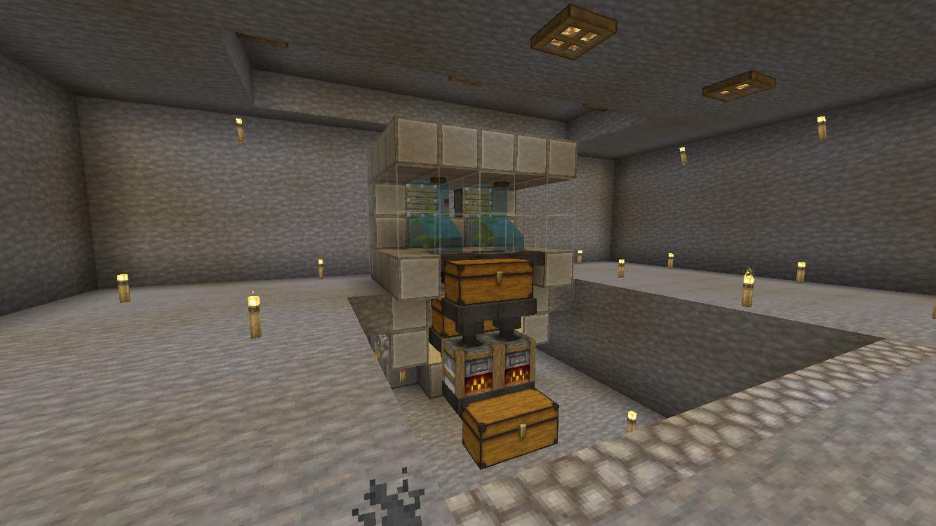 Everyone Should build a kelp XP Farm!  Minecraft Amino