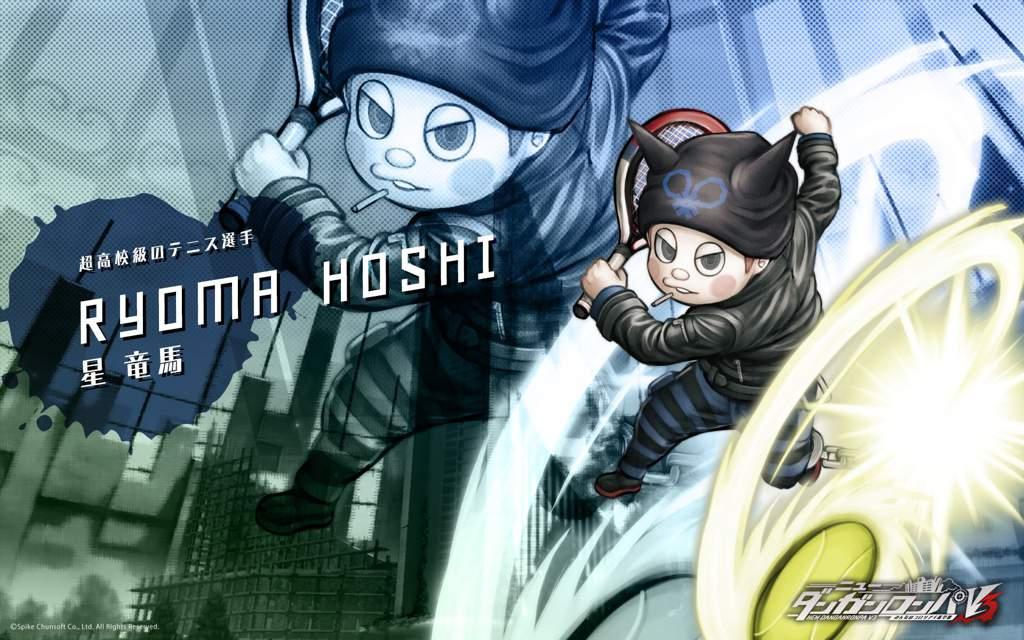 Ryoma Hoshi Ultimate Tennis Pro Danganronpa Amino #danganronpa #ryoma hoshi #nekomaru nidai #pomegranate: ryoma hoshi ultimate tennis pro