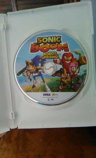 sonic the hedgehog 2020 dvd menu