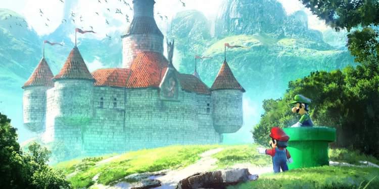 Life In The Mushroom Kingdom | A Super Mario RP | Mario Amino