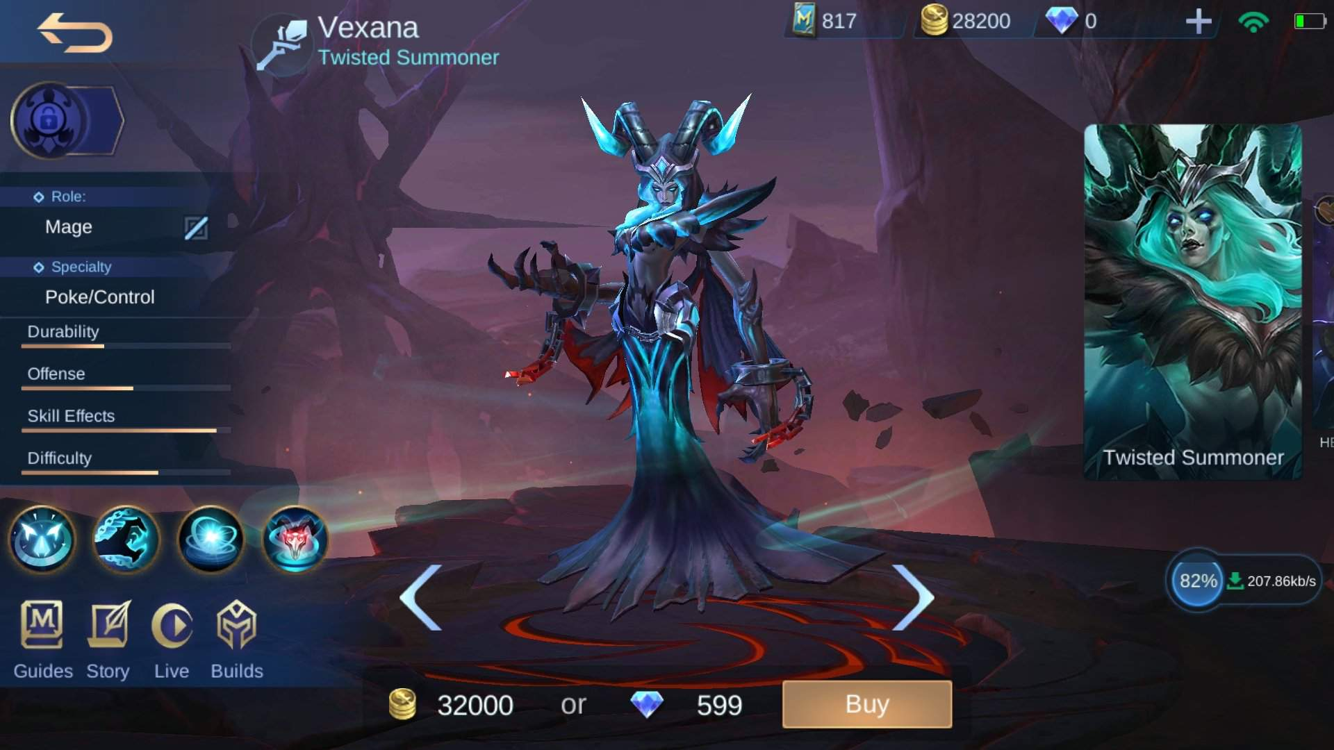 When Vexana And Minotaur Will Get New Skins Mobile Legends Amino Amino