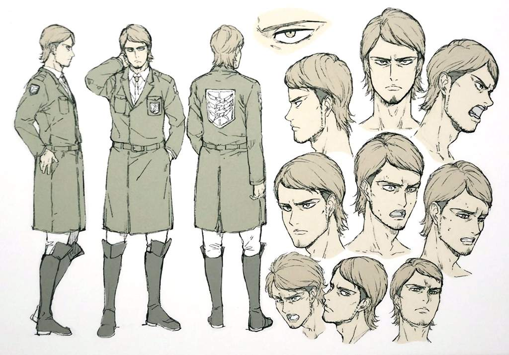 Winhelmina S Season 4 Design Attack On Titan Amino Initially coming off as a rather unlikeable character in the form of eren's rival, one has to admit that jean has definitely come into his own as a character with the progress of the story. attack on titan amino