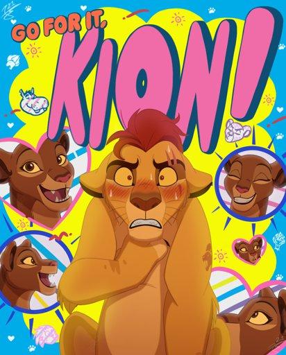 Vore lion Big
