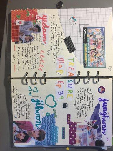 latest kpop journals amino