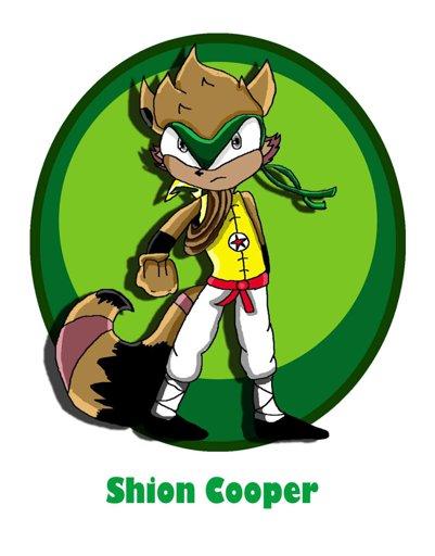 Cooper shion Shione Cooper